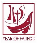 A Year Of Faith Logo